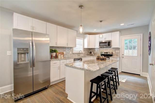 1514 Medford Drive, Charlotte, NC 28205 (#3765500) :: Besecker Homes Team