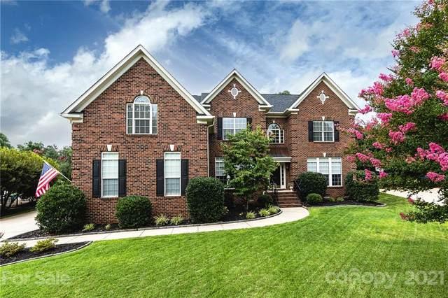 611 Carver Pond Lane, Waxhaw, NC 28173 (#3765527) :: Scarlett Property Group