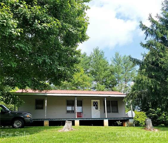 150 Kimberly Drive, Hot Springs, NC 28743 (#3765609) :: Carlyle Properties