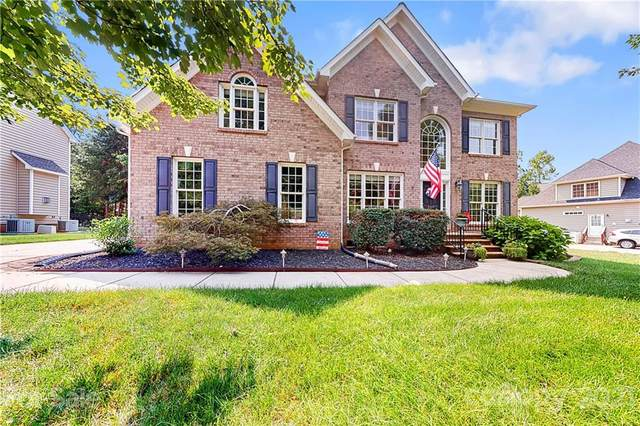 233 Forest Walk Way, Mooresville, NC 28115 (#3765743) :: LePage Johnson Realty Group, LLC