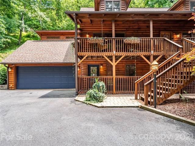 366 Hickory Drive, Waynesville, NC 28786 (#3765746) :: MOVE Asheville Realty