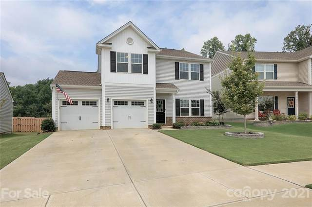 162 Sutters Mill Drive, Troutman, NC 28166 (#3766165) :: LePage Johnson Realty Group, LLC
