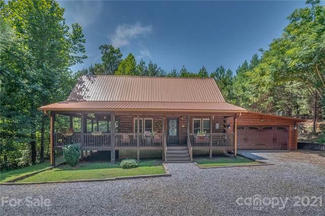 968 Cross Ridge Drive, Rutherfordton, NC 28139 (#3766384) :: Besecker Homes Team