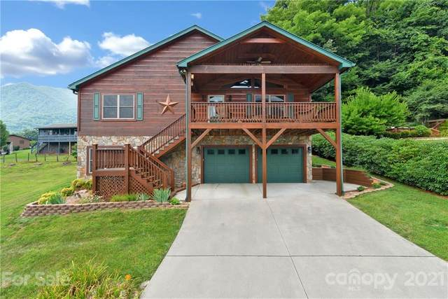 419 Panoramic Loop, Maggie Valley, NC 28751 (#3766411) :: MOVE Asheville Realty