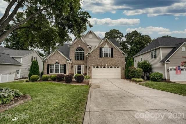 12439 Kane Alexander Drive, Huntersville, NC 28078 (#3766454) :: MartinGroup Properties