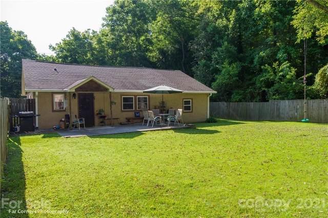 34 Cub Road, Asheville, NC 28806 (#3766515) :: Mossy Oak Properties Land and Luxury