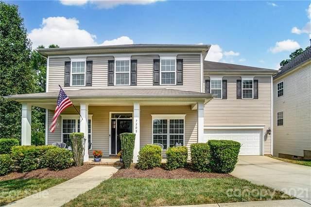 7305 Chaddsley Drive, Huntersville, NC 28078 (#3766923) :: Caulder Realty and Land Co.
