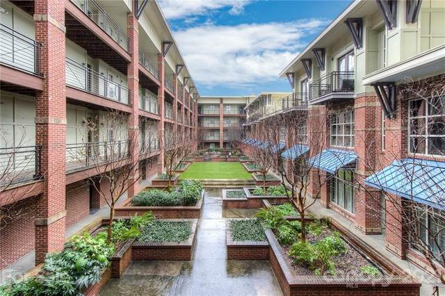 1101 1st Street #210, Charlotte, NC 28202 (#3767005) :: BluAxis Realty