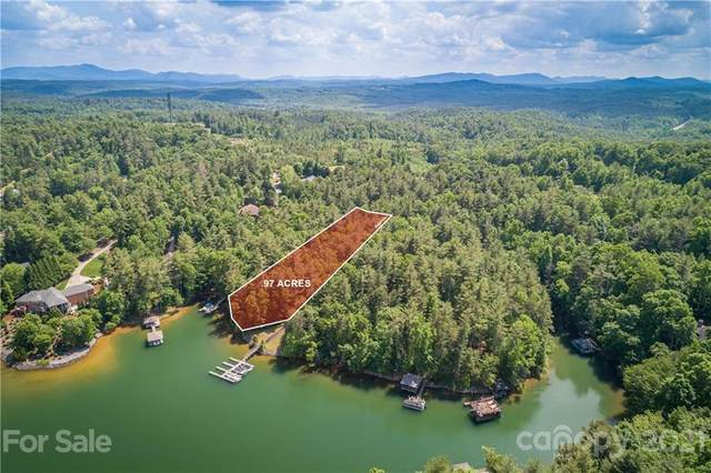 2397 Lake Forest Cove #9, Nebo, NC 28761 (#3767207) :: LePage Johnson Realty Group, LLC