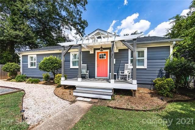 2818 Holt Street, Charlotte, NC 28205 (#3767350) :: Carver Pressley, REALTORS®