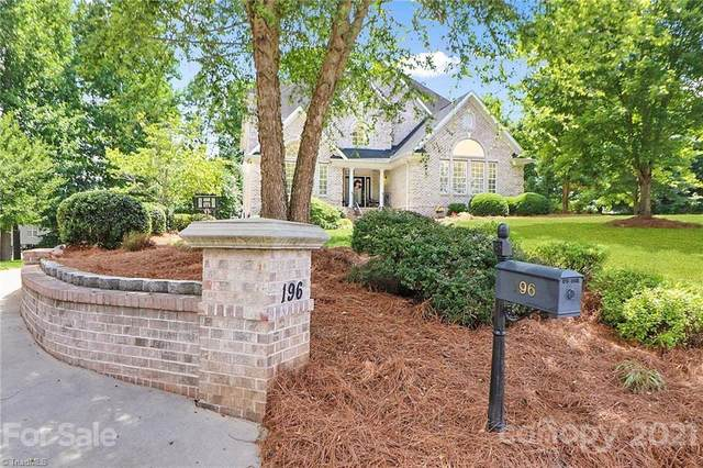 196 Arnold Palmer Drive, Advance, NC 27106 (#3767376) :: Stephen Cooley Real Estate Group