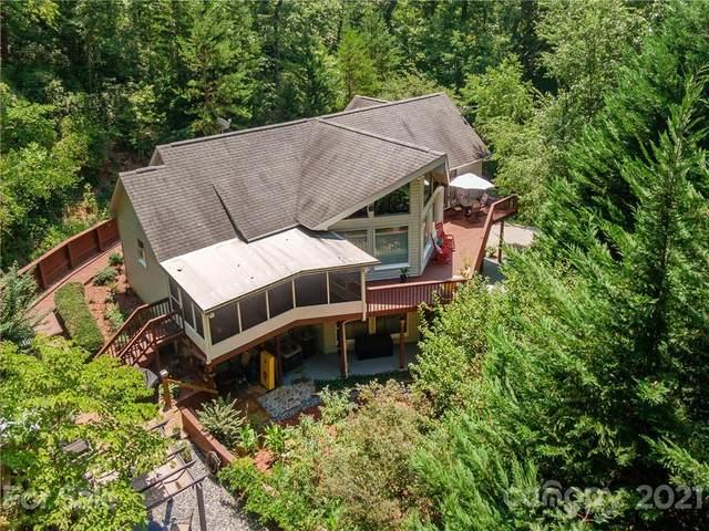 178 E Wilderness Road, Lake Lure, NC 28746 (#3767628) :: The Ordan Reider Group at Allen Tate
