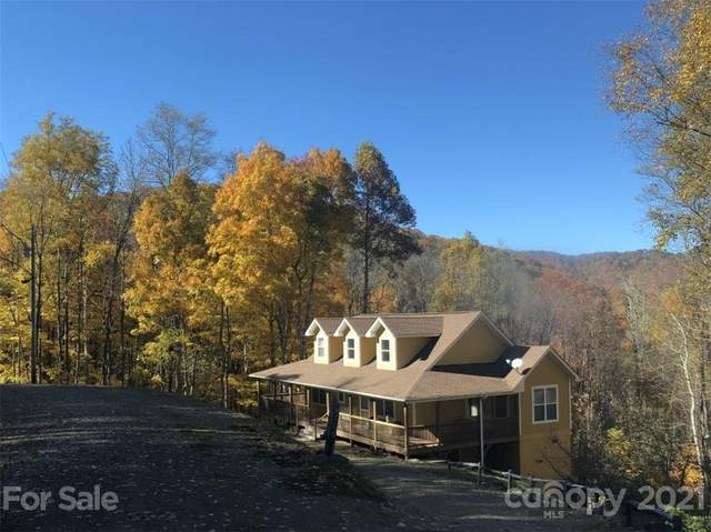 78 Spellbound Road, Waynesville, NC 28785 (#3768164) :: Caulder Realty and Land Co.
