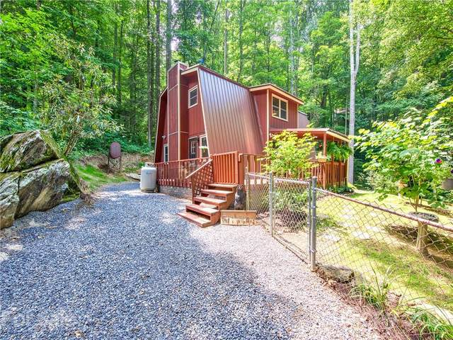 385 Reuben Branch Road, Maggie Valley, NC 28751 (#3768179) :: Caulder Realty and Land Co.