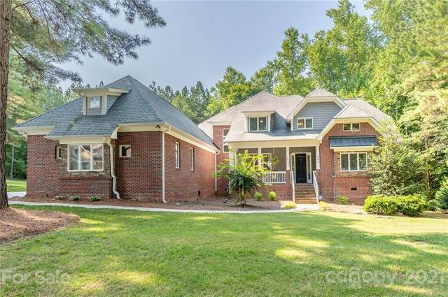 203 Winding Forest Drive, Troutman, NC 28166 (#3768183) :: Mossy Oak Properties Land and Luxury