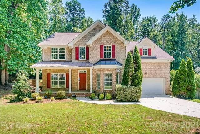 406 Sardis Alt Road N, Charlotte, NC 28270 (#3768301) :: TeamHeidi®