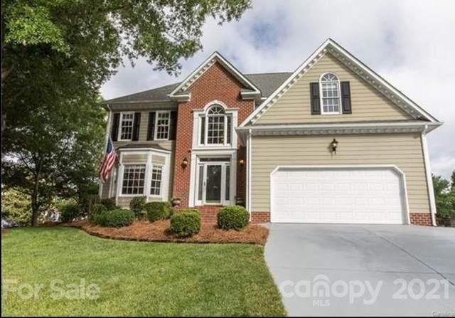 8814 Peppergrass Lane #26, Waxhaw, NC 28173 (#3768422) :: MOVE Asheville Realty