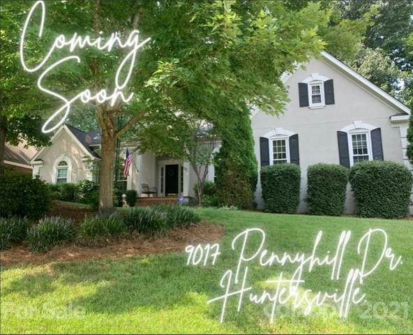 9017 Pennyhill Drive #31, Huntersville, NC 28078 (#3768440) :: Mossy Oak Properties Land and Luxury