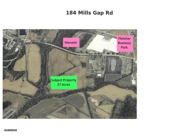 184 Mills Gap Road, Fletcher, NC 28732 (#3768603) :: Home Finder Asheville