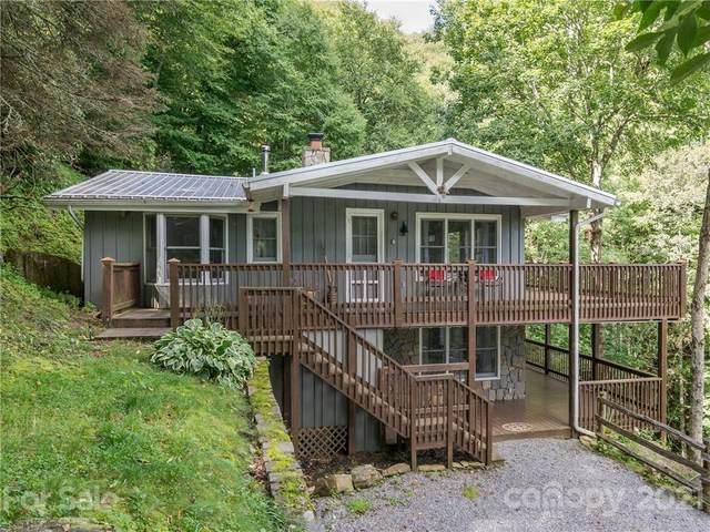 1044 Tumbling Fork Road, Waynesville, NC 28785 (#3769379) :: Carolina Real Estate Experts