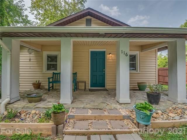 116 N Blue Ridge Avenue, Hendersonville, NC 28792 (#3769410) :: Carolina Real Estate Experts