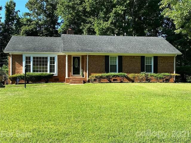 7043 Crossridge Road, Charlotte, NC 28214 (#3769463) :: Stephen Cooley Real Estate Group