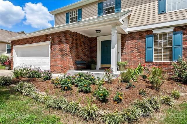 11013 Kempsford Drive #3, Charlotte, NC 28262 (#3769573) :: Briggs American Homes
