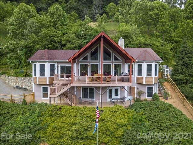 168 Lucky Cove, Waynesville, NC 28785 (#3770471) :: MOVE Asheville Realty
