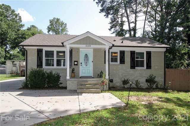 4108 Redwood Avenue, Charlotte, NC 28205 (#3771092) :: Homes Charlotte