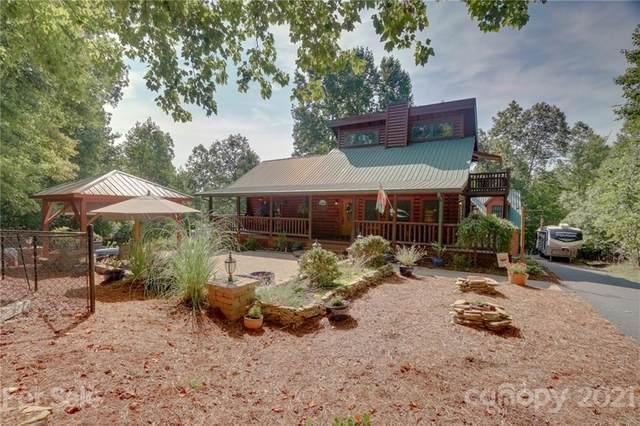 270 Cross Ridge Drive, Rutherfordton, NC 28139 (#3771097) :: Besecker Homes Team