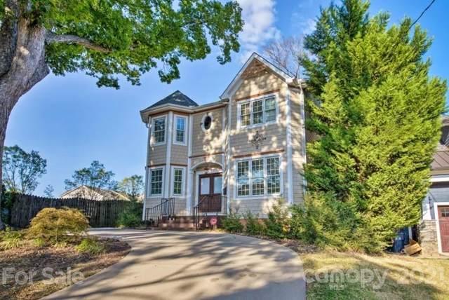 323 Atherton Street, Charlotte, NC 28203 (#3771423) :: High Performance Real Estate Advisors