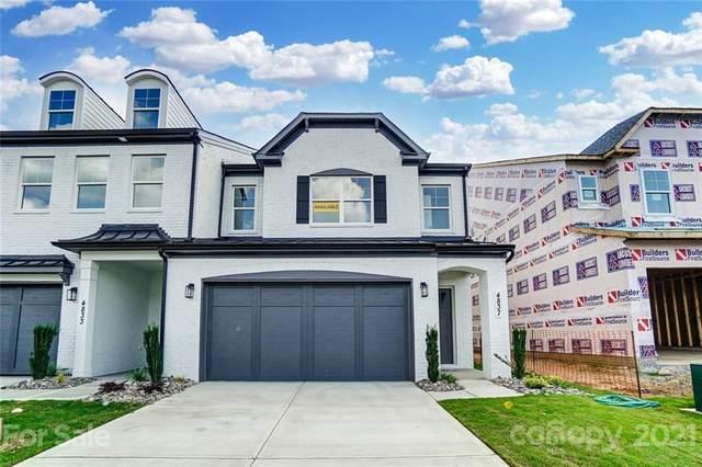 4837 Blanchard Way Lot 27, Charlotte, NC 28226 (#3771457) :: LePage Johnson Realty Group, LLC
