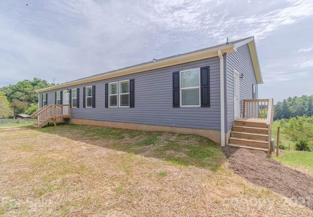 334 Piney Knob Road, Marshall, NC 28753 (#3771537) :: Premier Realty NC