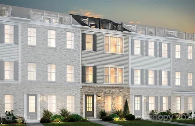 5040 Harrowsmith Lane #78, Charlotte, NC 28204 (#3771557) :: LePage Johnson Realty Group, LLC
