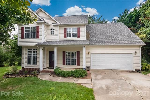 6566 Long Nook Lane, Indian Trail, NC 28079 (#3771633) :: Besecker Homes Team