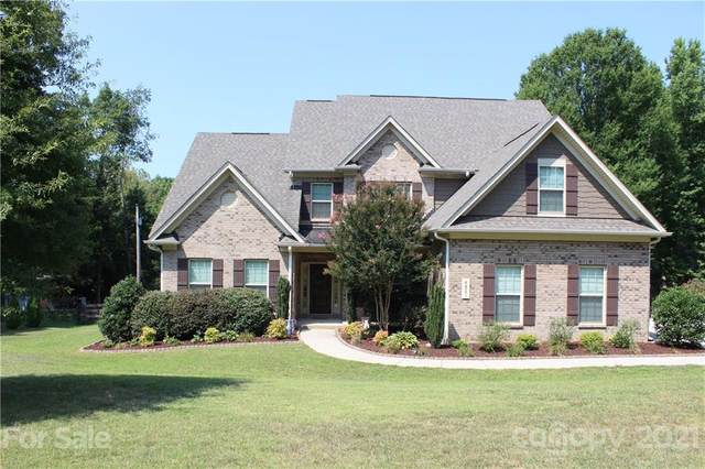 4821 Antioch Church Road, Weddington, NC 28104 (#3771936) :: Home and Key Realty