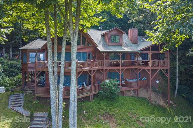 50 Adohi Trail, Maggie Valley, NC 28751 (#3772356) :: LePage Johnson Realty Group, LLC