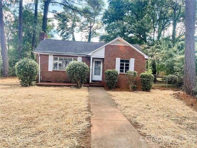 1715 Russell Avenue, Charlotte, NC 28216 (#3772417) :: Besecker Homes Team