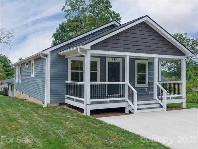 482 Booker Street, Asheville, NC 28803 (#3772616) :: Mossy Oak Properties Land and Luxury