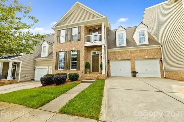 10349 Linksland Drive, Huntersville, NC 28078 (#3773223) :: Caulder Realty and Land Co.