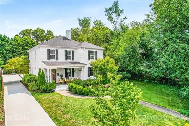 2107 Greenway Avenue, Charlotte, NC 28204 (#3773298) :: Exit Realty Elite Properties