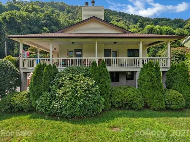 352 Lewis Lane, Maggie Valley, NC 28751 (#3773342) :: Besecker Homes Team