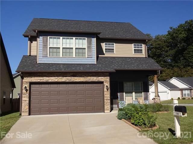 155 N River Road, Fletcher, NC 28732 (#3774003) :: Premier Realty NC