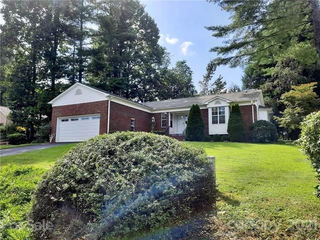 27 St Andrews Drive, Etowah, NC 28729 (#3774262) :: Exit Realty Elite Properties