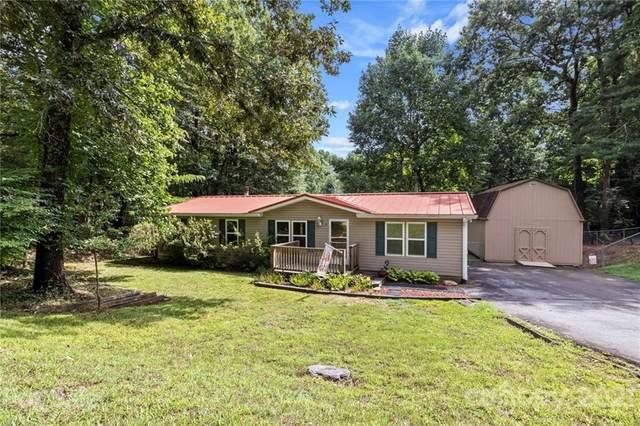 14 Greenwood Acres Drive, Mills River, NC 28759 (#3774311) :: Home Finder Asheville