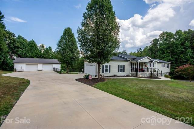 312 River Run Road, Statesville, NC 28625 (#3774587) :: Love Real Estate NC/SC