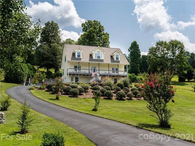 70 Ivy Meadows Drive, Weaverville, NC 28787 (#3774630) :: SearchCharlotte.com