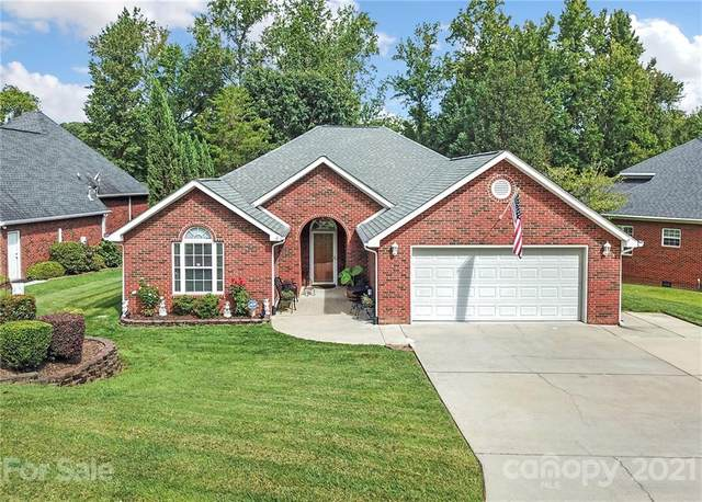 1119 Blowing Rock Cove #61, Fort Mill, SC 29708 (#3774766) :: LePage Johnson Realty Group, LLC