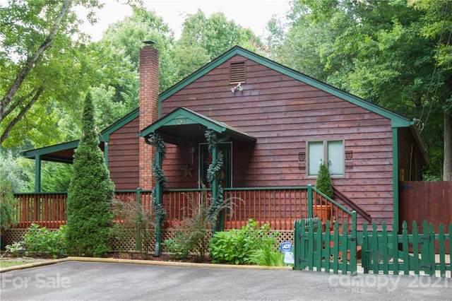 151 Clayton Lake Road, Waynesville, NC 28785 (#3774796) :: Mossy Oak Properties Land and Luxury