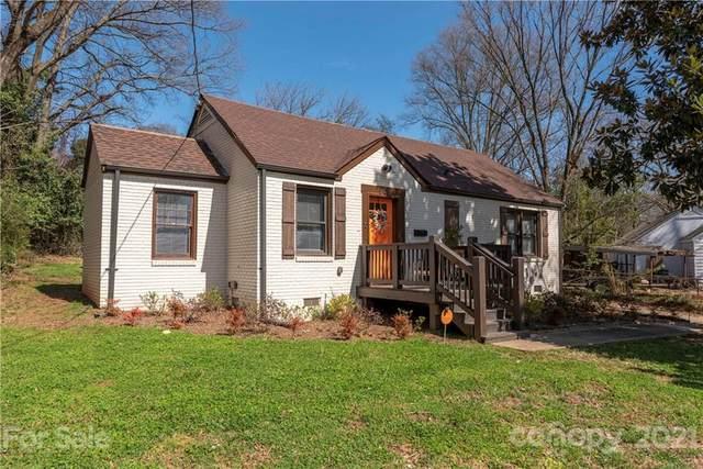 508 Franklin Avenue, Charlotte, NC 28206 (#3775310) :: Robert Greene Real Estate, Inc.